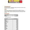 PowerBar Ampulle - Nutrición deportiva - Amino Mega Liquid Neutral 25ml amarillo/gris
